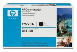 Toner HP C9720A, nr  641A do LJ 4600, 4610, 4650 - czarny
