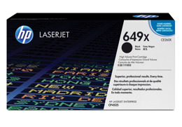 Toner HP CE260X, nr 649X do CP4525 - czarny