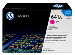 Toner HP C9723A, nr 641A do LJ 4600, 4610, 4650 - magenta