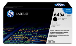 Toner HP C9730A, nr 645A do LJ 5500, 5550 - czarny