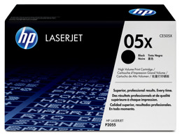 Toner HP CE505X, nr 05X do LJ P2055 - czarny