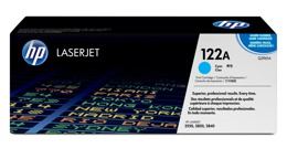 Toner HP Q3961A, nr 122A do LJ 2550, 2820, 2840 - cyan