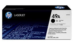 Toner HP Q5949A, nr 49A do LJ 1160, 1320, 3390, 3392 - czarny