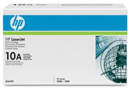 Tonery HP Q2610D, nr 10A do LJ  2300 - czarne dwupak