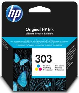 Tusz HP 303 Color - ORYGINALNY HP T6N01AE do HP Envy Photo 6220